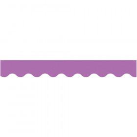 Purple Wavy Border
