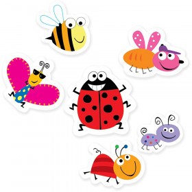 "Bugs 6"" Designer Cut-Outs"
