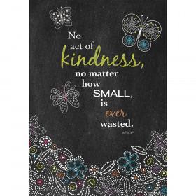 Kindness Inspire U Poster