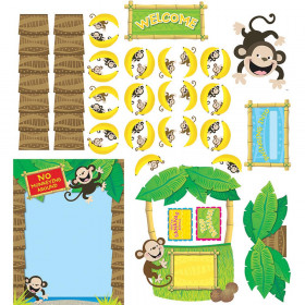 Monkey Business Bulletin Board Set