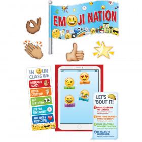 Emoji Nation Bulletin Board Set