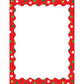 Holiday Dots Printer Paper