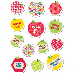 HexaFun Apples Stickers