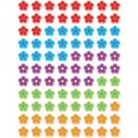 Flowers Hot Spots Stickers