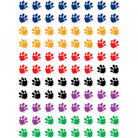 Paws Hot Spots Stickers