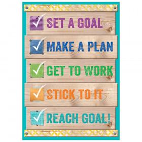 Set a goal... Inspire U Poster