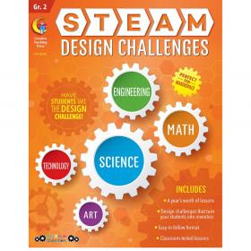 STEAM Design Challenges Resource Book, Gr. 2