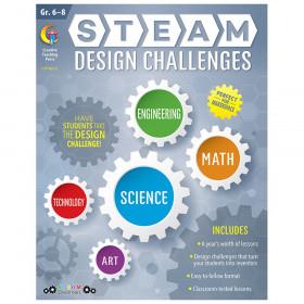 Steam Design Challenges Grades 6-8
