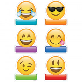Simply Emoji 6 Designer Cutouts