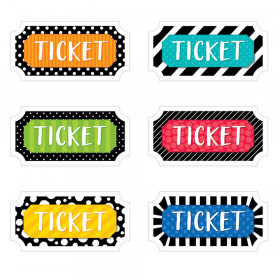 Classroom Management Incentive Tickets
