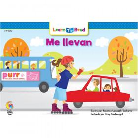 Spanish Reader: Me llevan