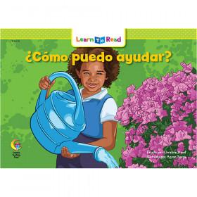 Spanish Reader: Cmo puedo ayudar?