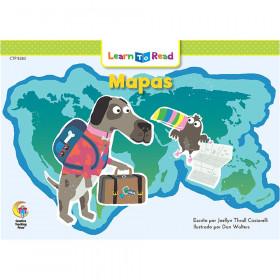 Spanish Reader: Mapas