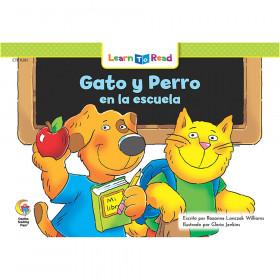 Spanish Reader: Gato y Perro en la escuela