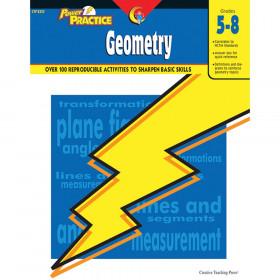 Power Practice: Geometry Grade 5-8