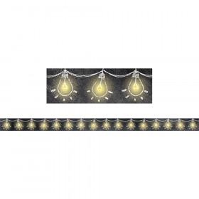 Chalk It Up! Lightbulbs Magnetic Dcor Strips