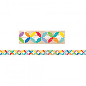 Rustic Medallions Magnetic Dcor Strips