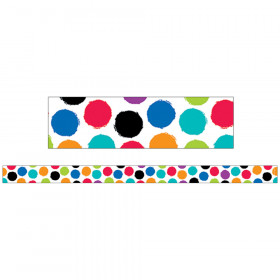 Small Colorful Spot Magnetic Strips Bold Bright Decor