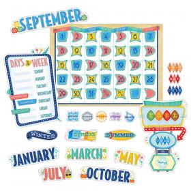 Mid-Century Mod Calendar Set