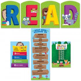 Woodland Friend Read Bulletin Board