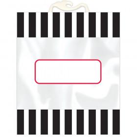 Bold Stripes Book Buddy Bag, Pack of 6