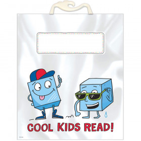 Cool Kids Read Book Buddy Bag, Pack of 6