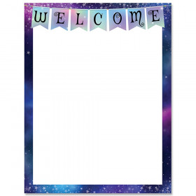 Mystical Magical Welcome Chart