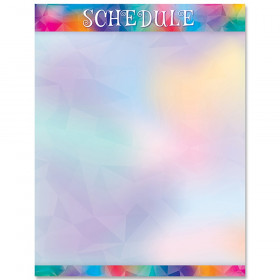 Mystical Magical Schedule Chart