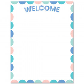 Calm & Cool Welcome Chart