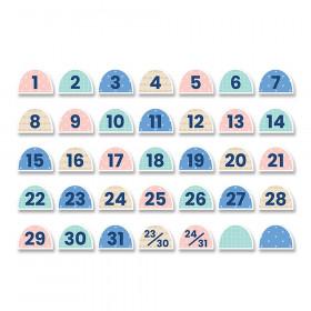 Calm & Cool Calendar Days, 35/Pack