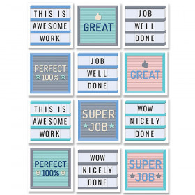 Calm & Cool Classroom Cool Reward Stickers, 60/Pack