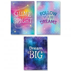 Mystical Magical Inspire U 3 Pk Posters