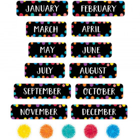 Pom Months of the Year