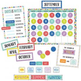 Color Pop Calendar Set
