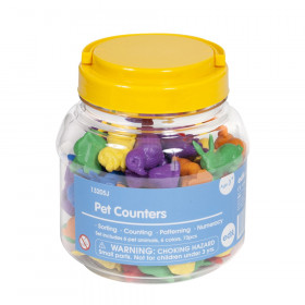 Pet Counters, Set of 72