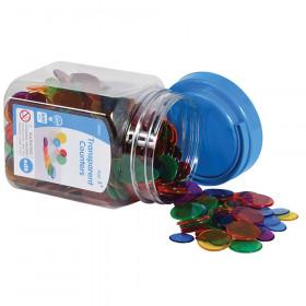 Transparent Counters - Mini Jar