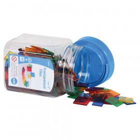 Transparent Tiles - Mini Jar