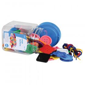 Large Buttons - Mini Jar