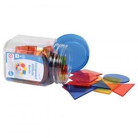 Attribute Blocks - Mini Jar, 60 Pieces