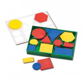 Deluxe Attribute Blocks, Set of 60