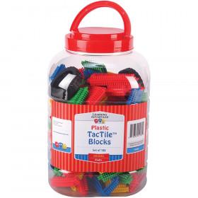 TacTile Blocks, 108 pieces