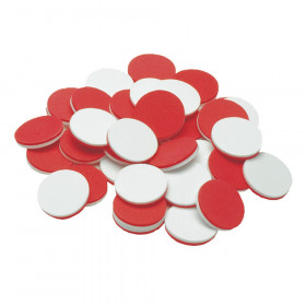 Two-Color Counters, Soft Foam, Set of 200