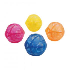 Sensory Flashing Balls Small Irregular, 4-Piece Set