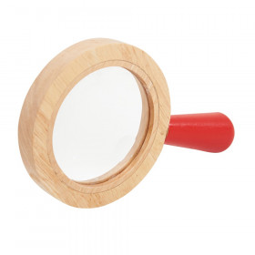 Wooden Surround Hand Lens