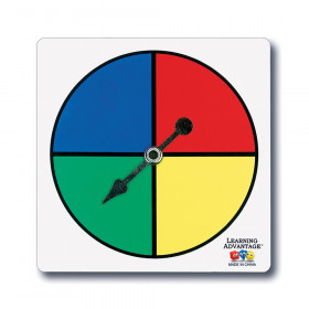 Four-Color Spinners Set of 5