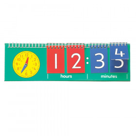Time Flip Chart, Student Size