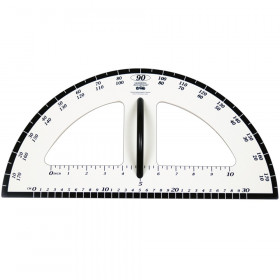 Dry Erase Magnetic Protractor