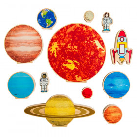 Traveling In Space - Set of 12