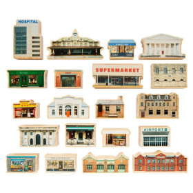 My Little Town - Set of 20