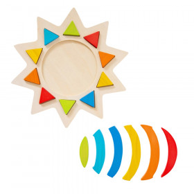 Rainbow in the Sun Puzzle